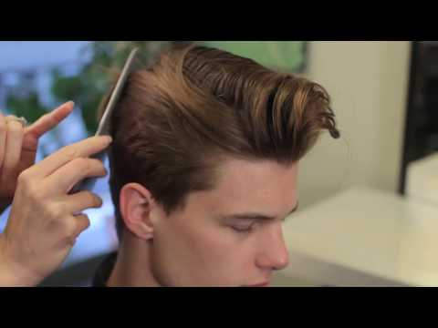 How to Cut Men's Faded bottom with Disconnected top
