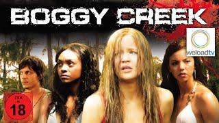 Boggy Creek - Das Bigfoot Massaker (Horrorfilm | deutsch)