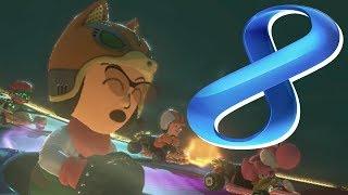 Mario Kart 8 Wii U 200cc With Viewers!