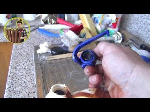Промывка впускного клапана GEBERIT