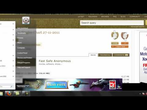 How To Use Torrent Bit Torrenting File Sharing Download Movies Mp3 Music Apps Ebooks Programs