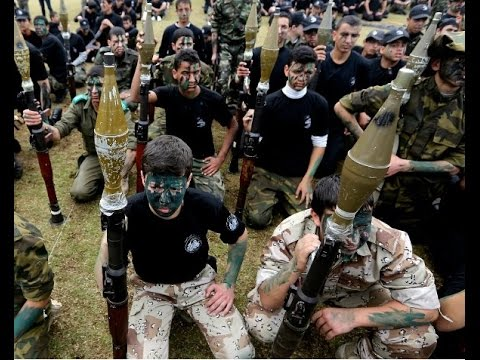 Breaking Palestinian Hamas says NO to Peace talks trains youth 4 WAR against Israel August 2016
