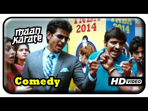 Maan Karate Tamil Movie - Sivakarthikeyan Files Nomination For Boxing