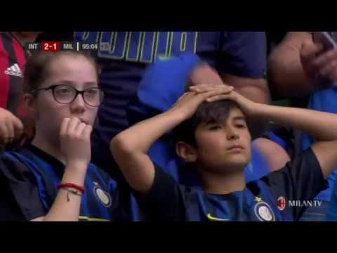 Inter-Milan 2-2 (last minutes)
