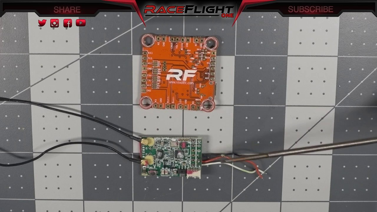 Wiring Diagram For X4R Frsky Receiver from i.ytimg.com