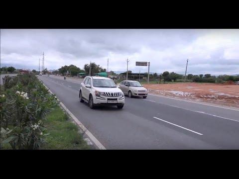 Clean & Beautiful Ajmer Jaipur National Highway 8 & Its High Speeding Traffic !!!