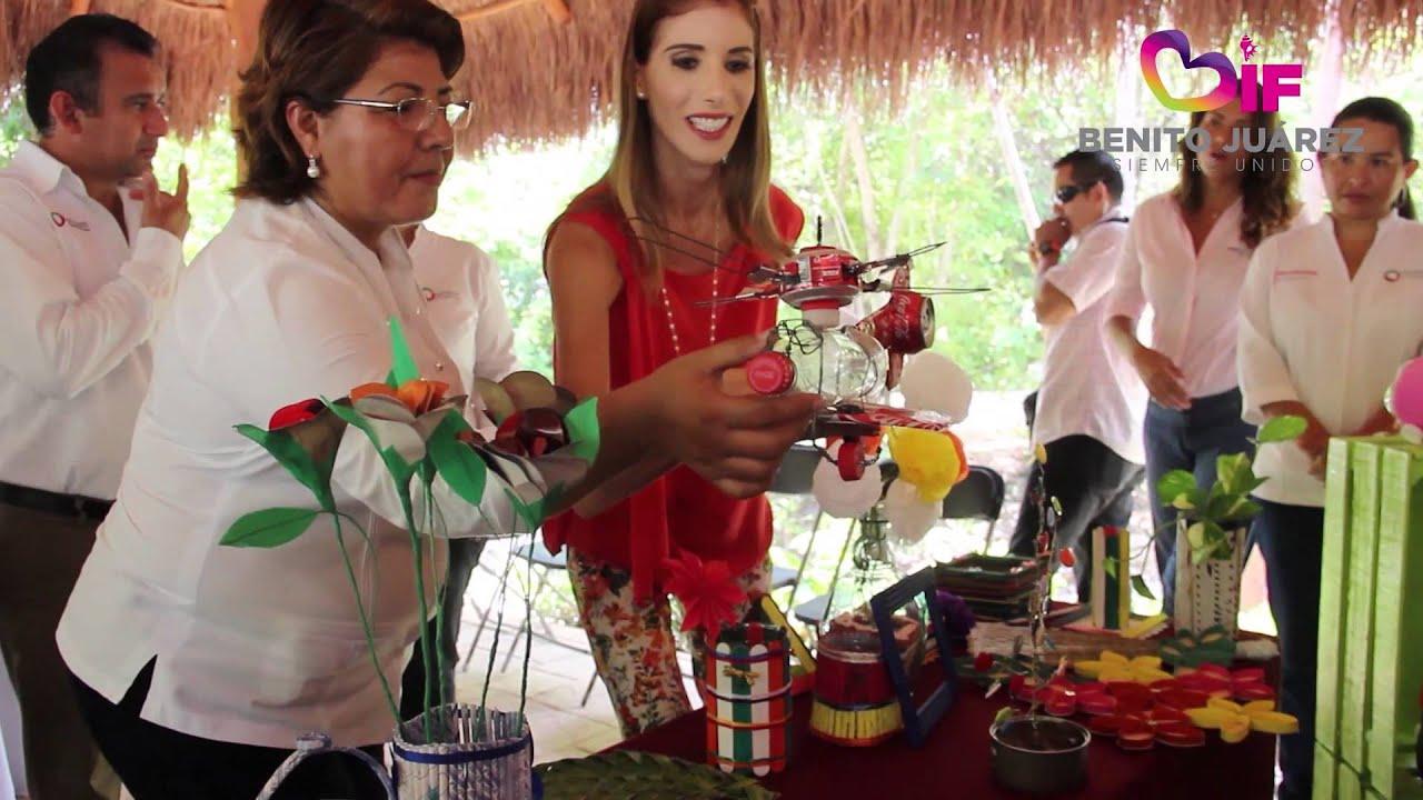 Clausura del taller de manualidades con reciclados de - Talleres manualidades para adultos ...