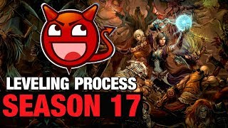 1-70 Leveling Process [4 man] Season 17 Patch Build 2.6.5