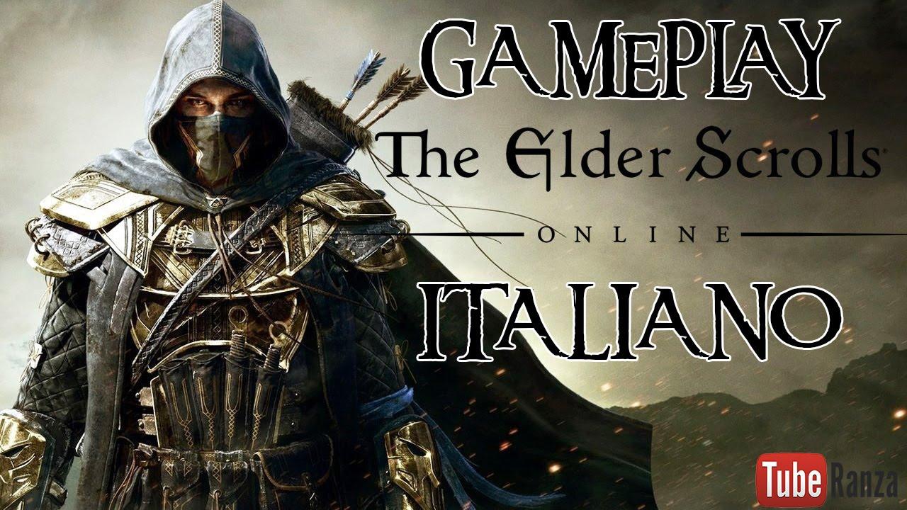 The Elder Scrolls Online - Scopriamolo | Ps4 Gameplay Ita