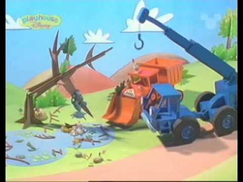 Bob der Baumeister - Baggi der Retter