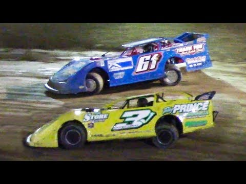 RUSH Crate Late Model Heat | Old Bradford Speedway | 9-14-18