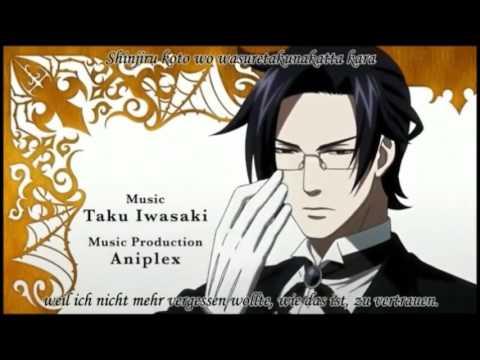 Sebastian-Kuroshitsuji-Opening(söyle ona sebastian)