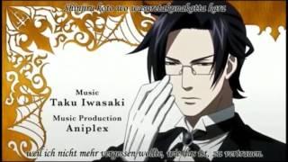 Sebastian-Kuroshitsuji-Opening(söyle ona sebastian) Video
