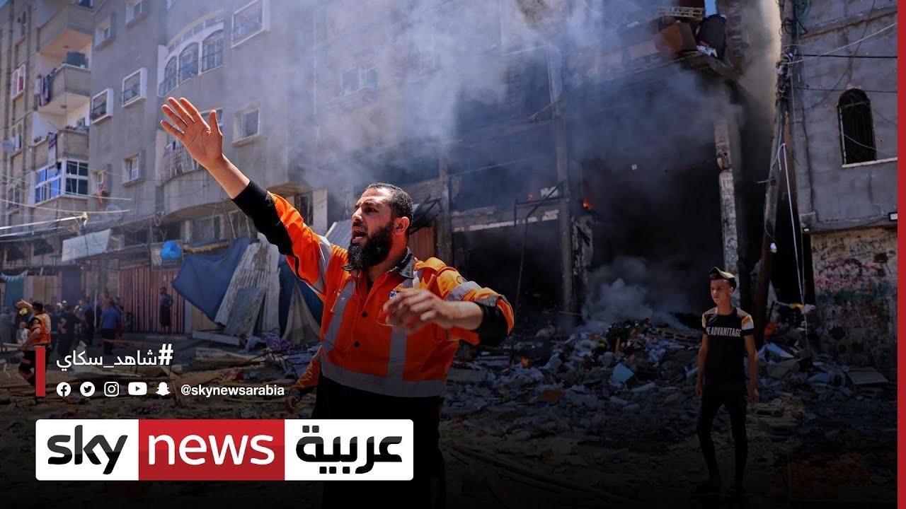 فلسطين وإسرائيل: خسائر مادية وبشرية كبيرة جراء الضربات الإسرائيلية  - نشر قبل 2 ساعة