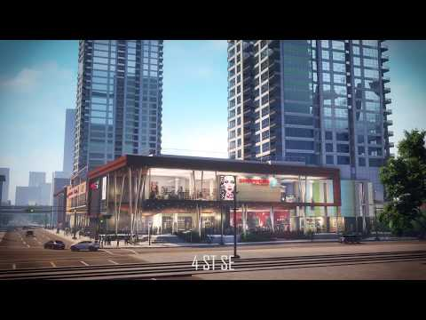 5th & THIRD East Village – 2017 Animation