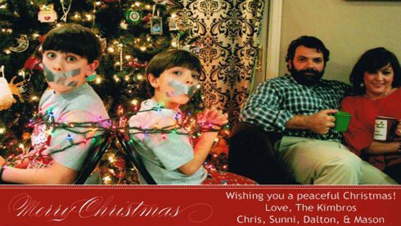 Worst Christmas Card Ideas Ever 2