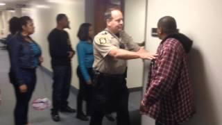See Fight Erupt After Manslaughter Sentencing