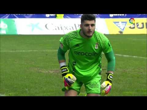 Resumen de Real Oviedo vs Getafe CF (2-1)