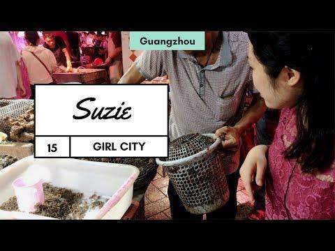 EATING IN GUANGZHOU | GIRL CITY 15