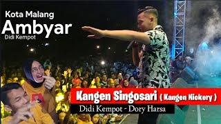 Kangen Singosari Cidro Lord Didi Kempot Live Ral Kota Malang