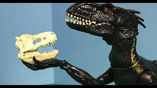 Индораптор. (Мир Юрского периода 2 2018) Про динозавров