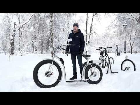 Обзор электро самокатов Voltbikes