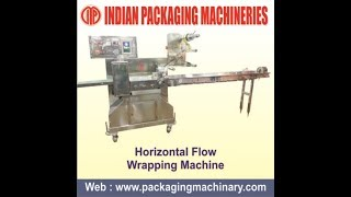 Biscuit Packing Machine (Family Pack) - Indian Packaging