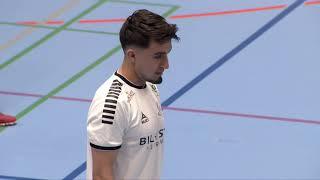 Hjørring vs Gentofte - Futsal ligaen