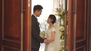 한국교총 MW컨벤션 컨벤션홀 본식dvd 웨딩영상 결혼식…