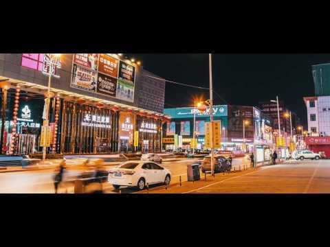 Shenyang 沉阳是东北的一个大城市  Winter-Timelapse