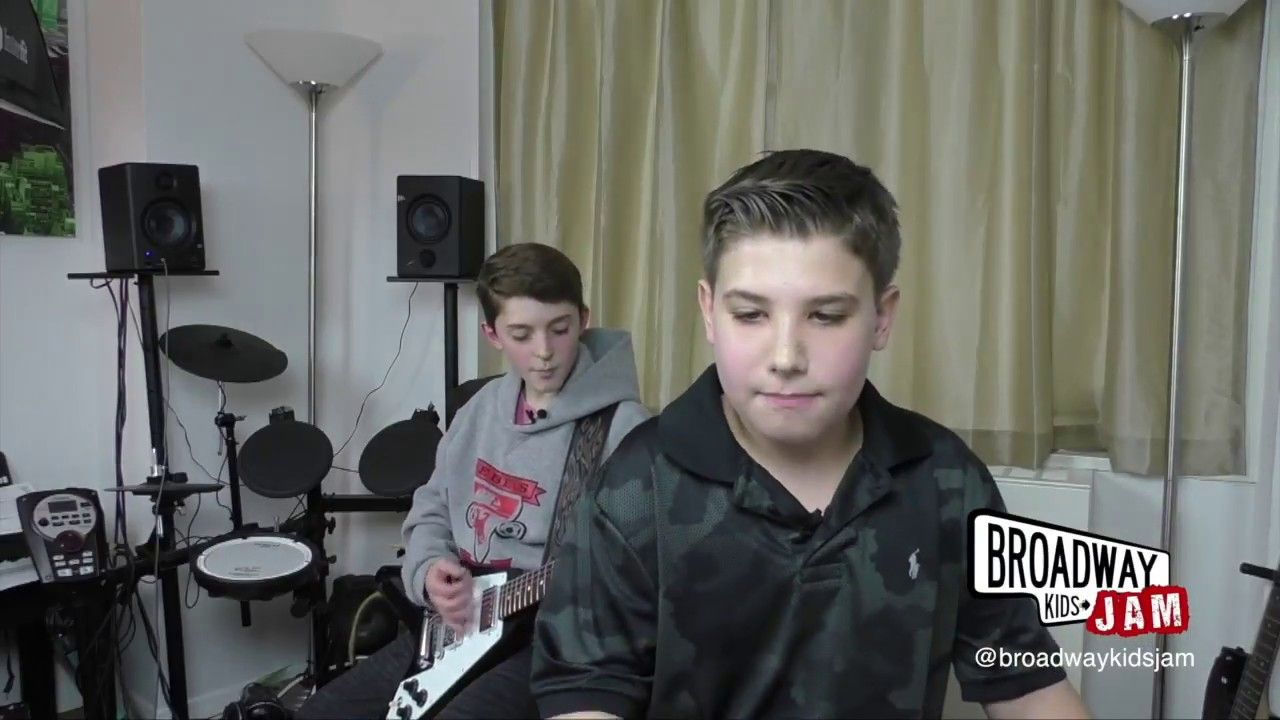 24dced6a737c Broadway Kids Jam Releases 'What You Own Jam' From RENT