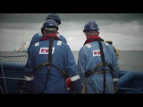Briggs Marine Vessels at work