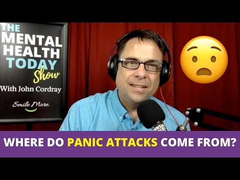 Where Panic Attacks Come From and How to Stop Them