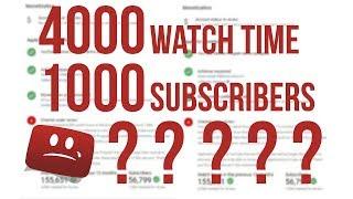 Kenapa Harus 4000 Watch Time Dan 1000 Subscribers Untuk Adsense - #SeputarYoutube 34 thumbnail