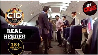 The Plane Act | सीआईडी | Real Heroes