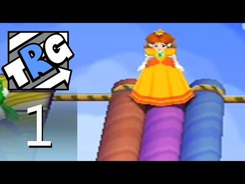 Mario Party 6 – Mini-Game Mode 1: Battle Bridge