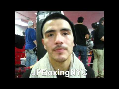 One-on-One Brandon Rios Interview - 11/29/2011