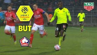 But Nicolas PEPE (66') / Nîmes Olympique - LOSC (2-3)  (NIMES-LOSC)/ 2018-19