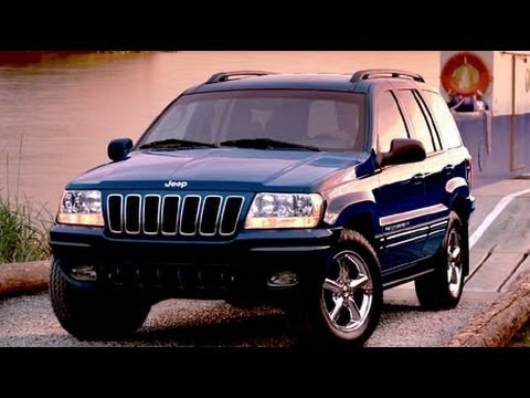 2004 Jeep Grand Cherokee Laredo Start Up And Review 4 0 L 6 Cylinder You