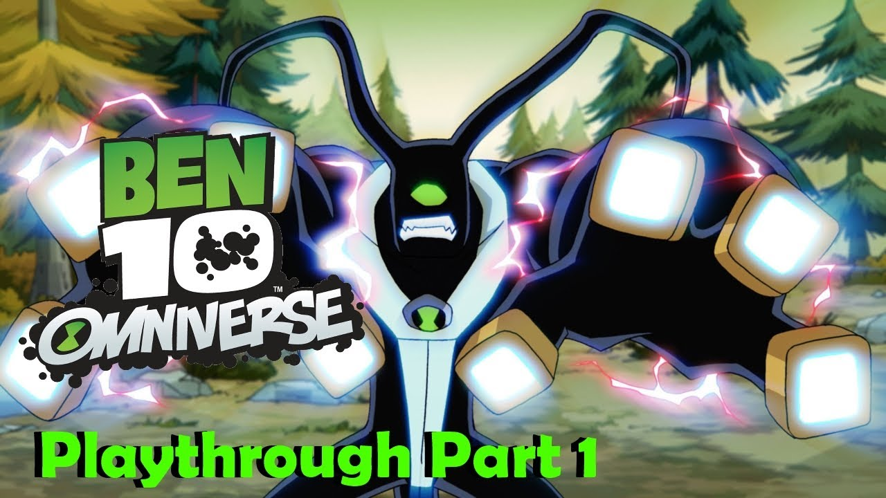 Ben 10: Protector of Earth - PSP Playthrough 1080p Grand ...