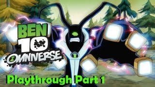 Ben 10: Omniverse: The Video Game - Playthrough Part 1(Ben 10 Omniverse http://www.youtube.com/PS360HDtv http://www.ps360hd2.com/ https://twitter.com/PS360HD2., 2013-01-26T00:34:58.000Z)