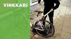 Vinkkari: Polkupyörävarkaudet