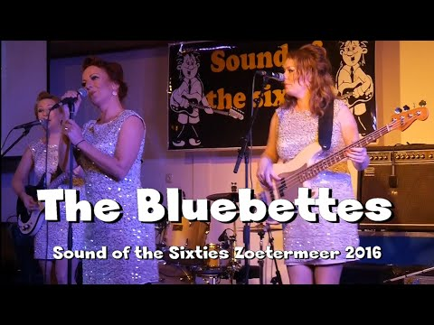 The Bluebettes - Sound of the Sixties 2016