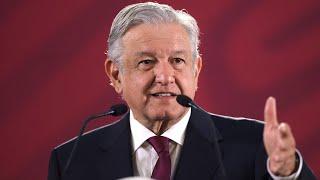 Presidente anuncia propuestas para consejeros de Pemex. Conferencia presidente AMLO