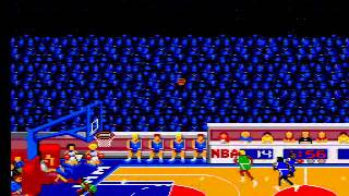 SEGA Master System - NBA Jam [unreleased prototype]