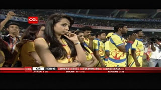 CCL4 Kerala Strikers Vs Chennai Rhinos Full Match in Kochi