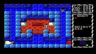 Children of the night (MSX - MSX2 - MSX Turbo R) (Hikaru Games) (2018)