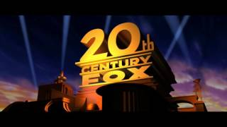 20th Century Fox logo with Japanese ukelele version fanfare