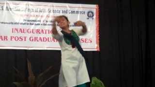 Khatak dance