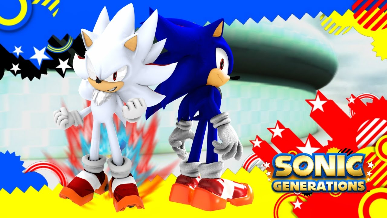 Sonic Generations PC- Spiral Reef/ Shadic Mod/ Nazo Rival